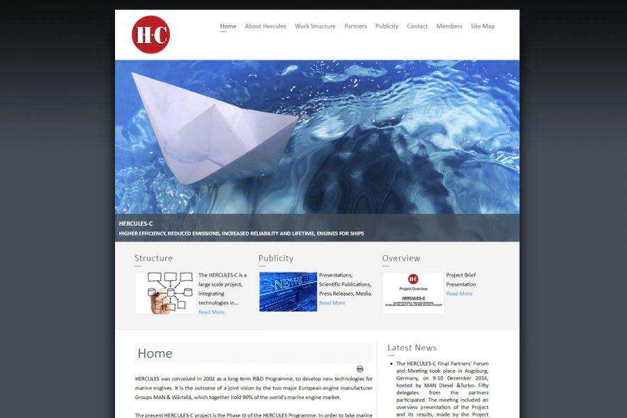 Project HERCULES-C
