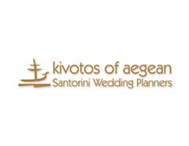 Kivotos of Aegean Santorini exclusive wedding planners